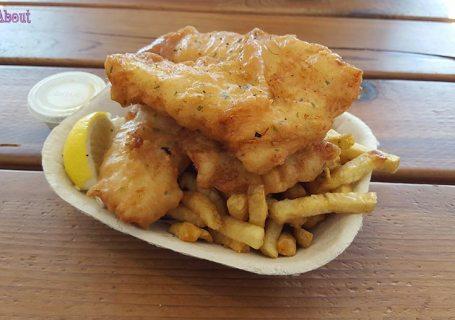 Jigger's Fish & Chips