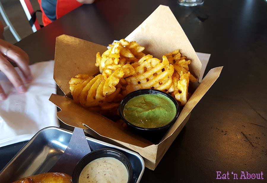 Parallel 49 Brewing Street Kitchen - Waffle Fries