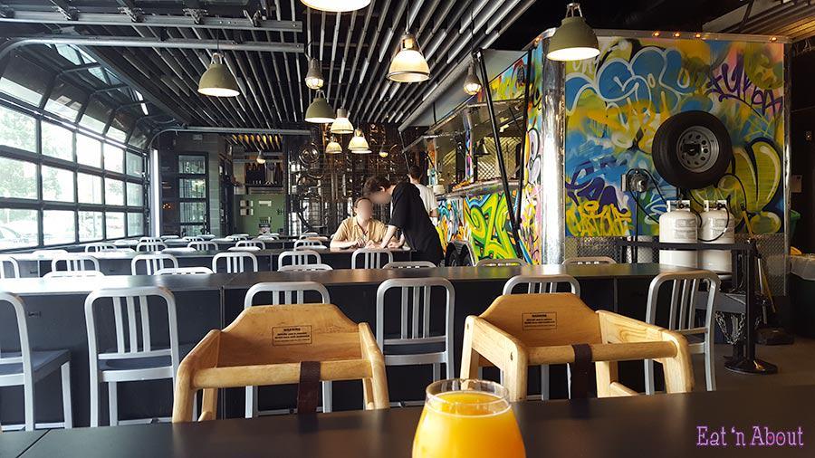 Parallel 49 Brewing Street Kitchen
