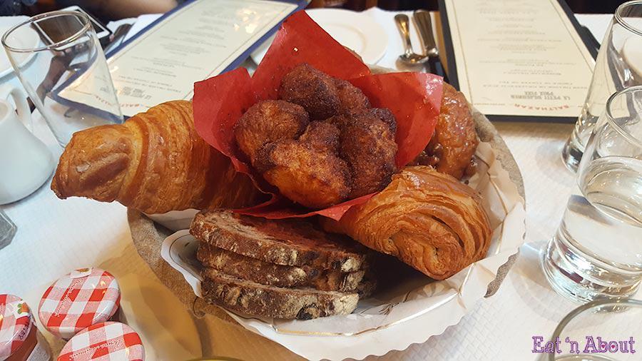 Balthazar Restaurant - Le Panier