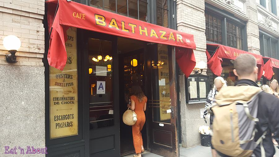 Balthazar Restaurant - SoHo, New York
