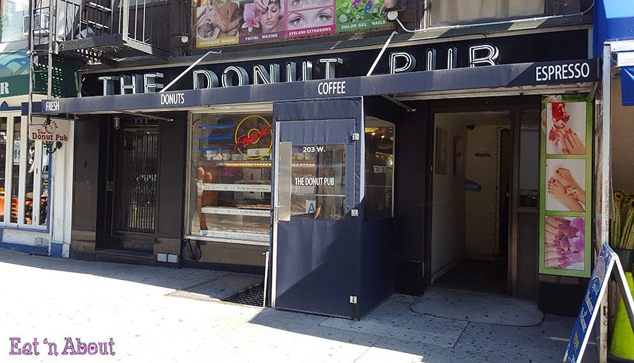 The Donut Pub - New York