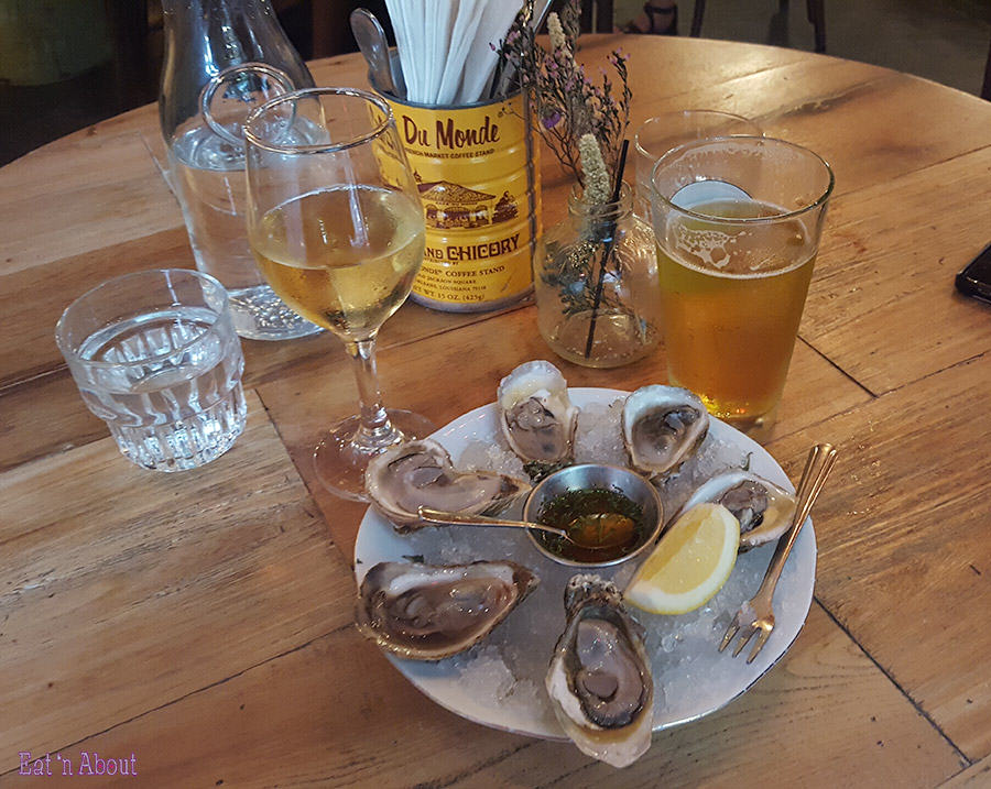 Le Song New York - Happy Hour $1 oysters