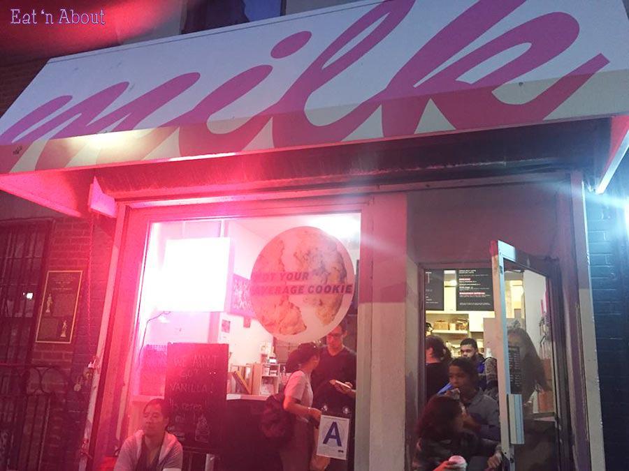 Milk Bar - New York
