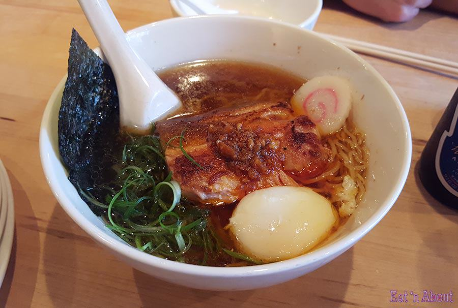 Momofuku Noodle Bar - Pork Ramen