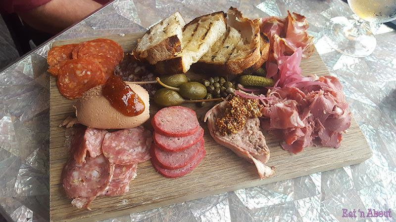 Bar SixtyFive - NY State Cured and Dried Meats
