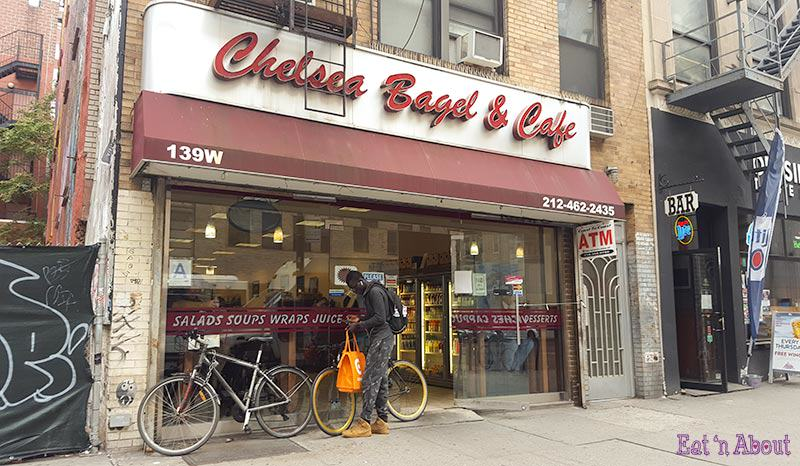 Chelsea Bagel & Cafe - New York