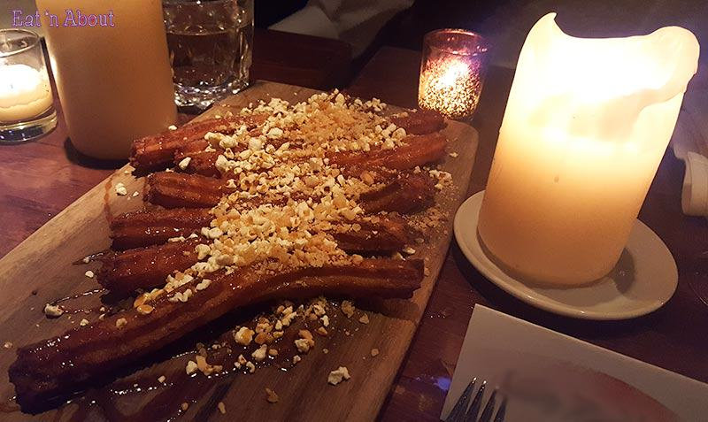 Toro NYC - Churros