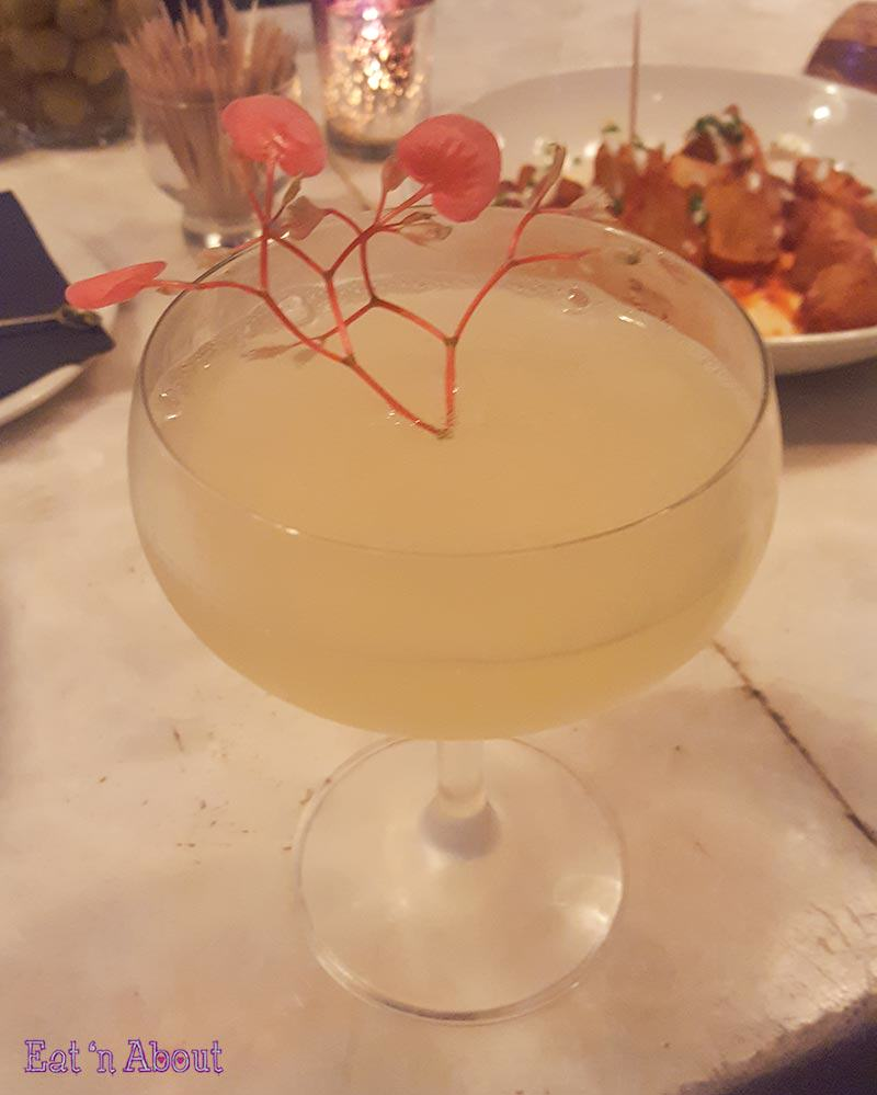"Toro NYC - ""HERS"" cocktail"