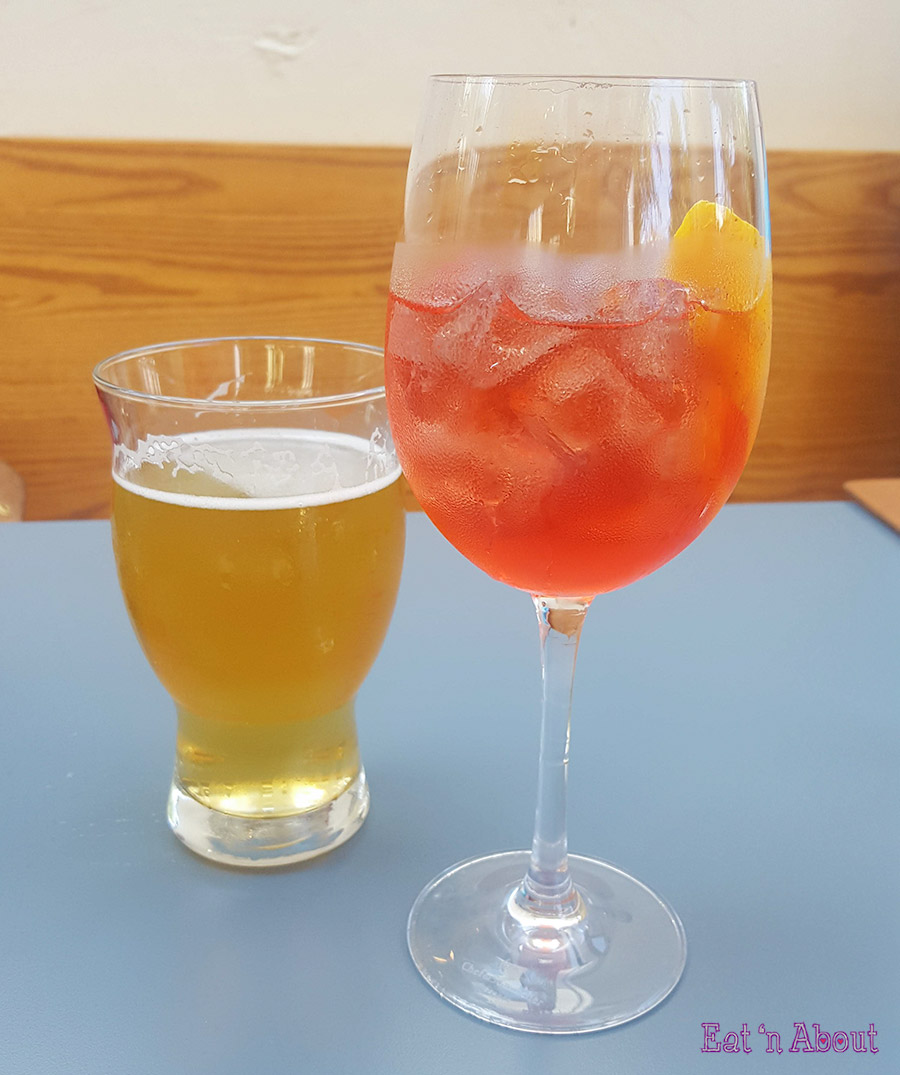 Sing Sing Beer Bar - Sunset Spritz