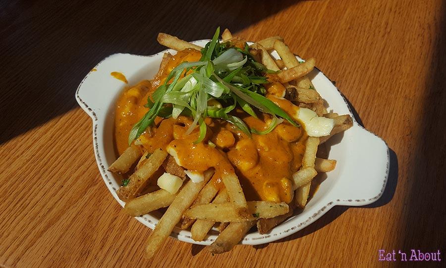 Stanley Park Restaurant & Brewpub - Curry and Chips