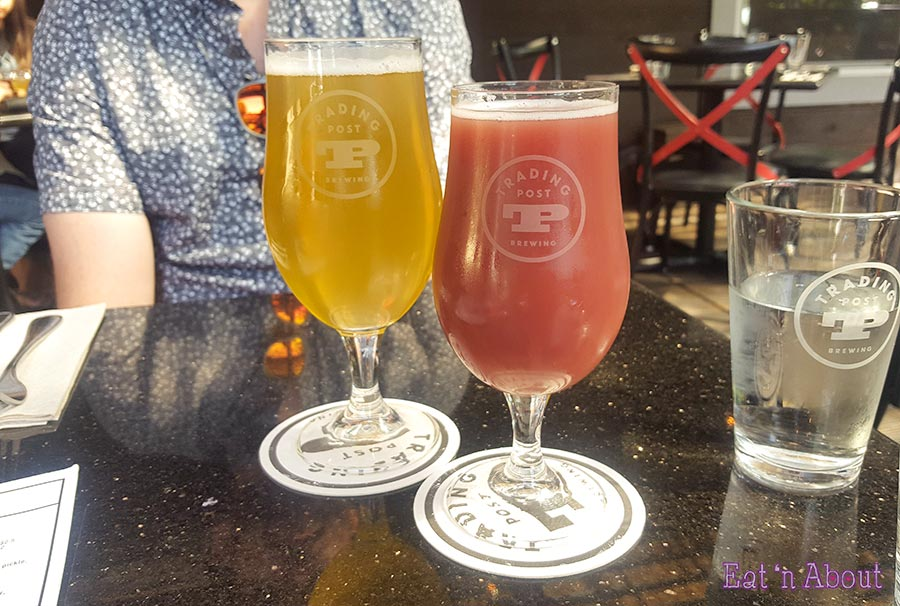 Trading Post Eatery - Beers
