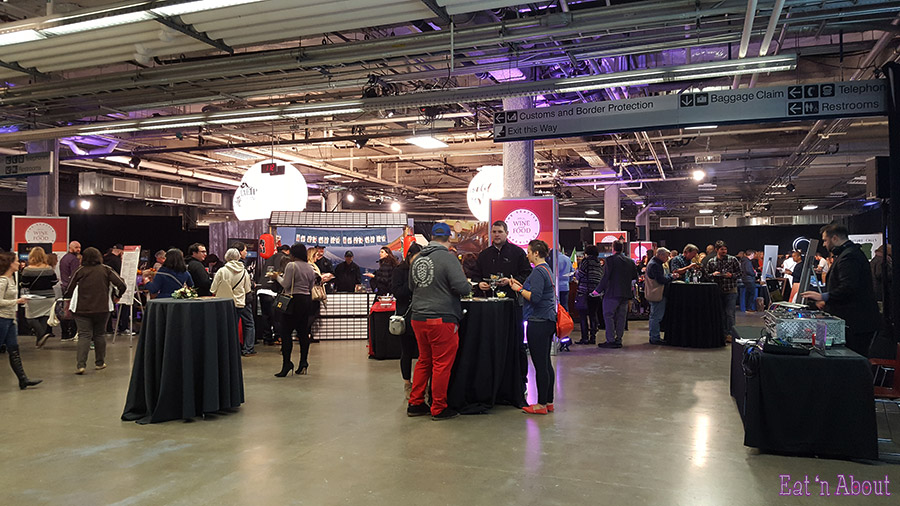 Seattle Wine and Food Experience - Grand Tasting