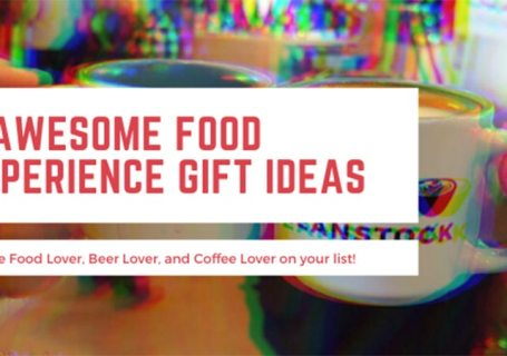 5 Awesome Food Experience Gift Ideas
