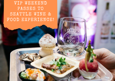 Seattle Wine & Food Experience Giveaway