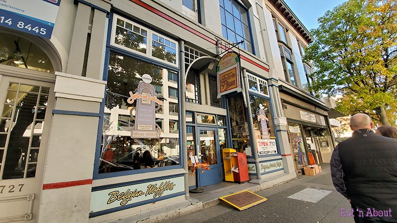 Photo of John's Place in Victoria, BC