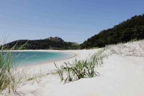cies galician beach northern spain