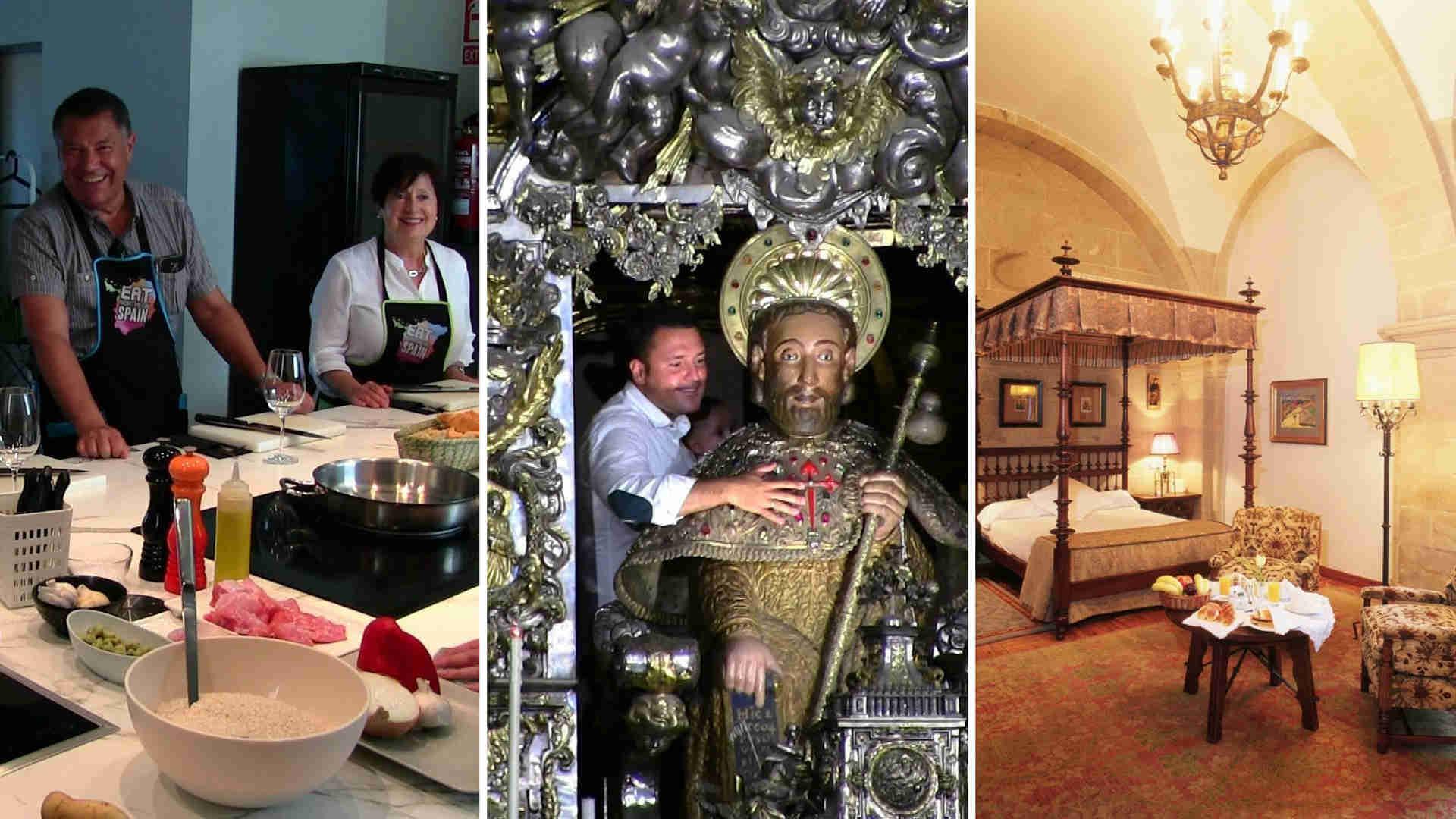 Santiago de Compostela, the magic of Galicia at the end of The Camino