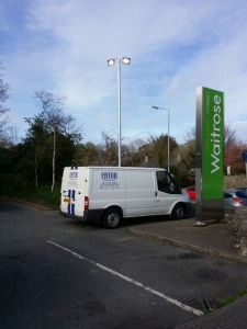 Waitrose project Facilities Management and Building Services