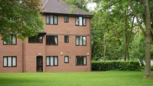 Flamsteed Court student halls