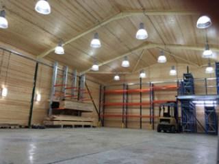 Bespoke lighting project