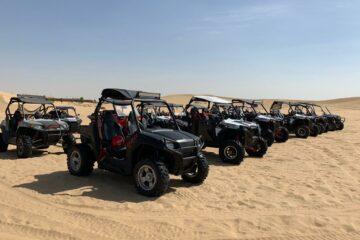 Dune Buggy in Abu Dhabi