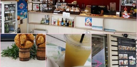 。沖繩 瀨長島。KAME ANDAGI x BLUE SEAL:沖繩的傳統甜點-沙翁2.0