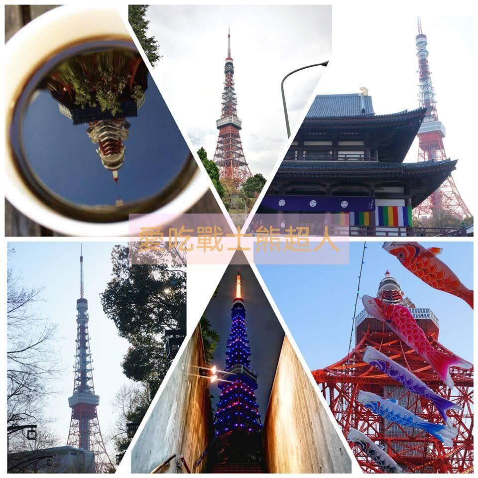 。東京 東京鐵塔。東京鐵塔經典取景位置,6個拍攝地全攻略(持續增加中)