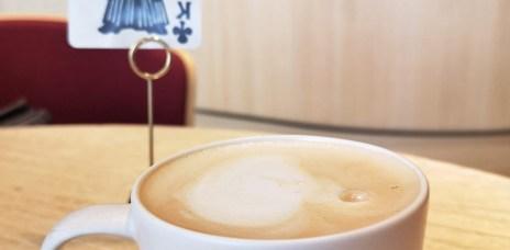 。台中 三井outlet。猿田彥咖啡(已歇業):東京人氣咖啡廳,看著摩天輪喝咖啡+品嘗舒芙蕾。