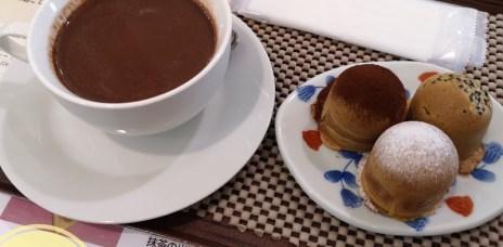。北海道 小樽。桑田屋:令人懷念的小樽名物-ぱんじゅう、必吃甜點+1