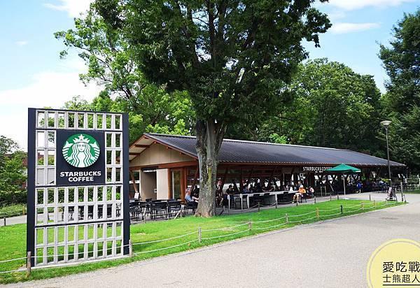 。東京 上野。星巴克上野恩賜店:東京最美的星巴克Starbucks之一+點餐攻略+人氣選項。