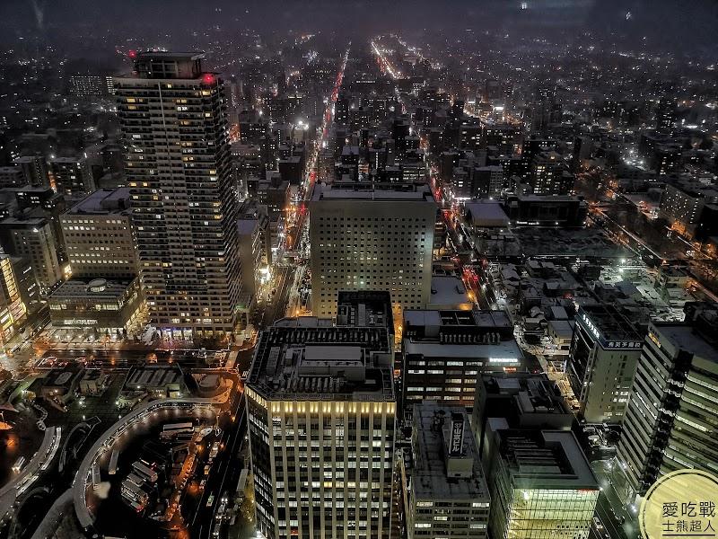 。北海道 札幌。札幌車站JR塔:玩遍T38觀景台的攻略,札幌夜景入手