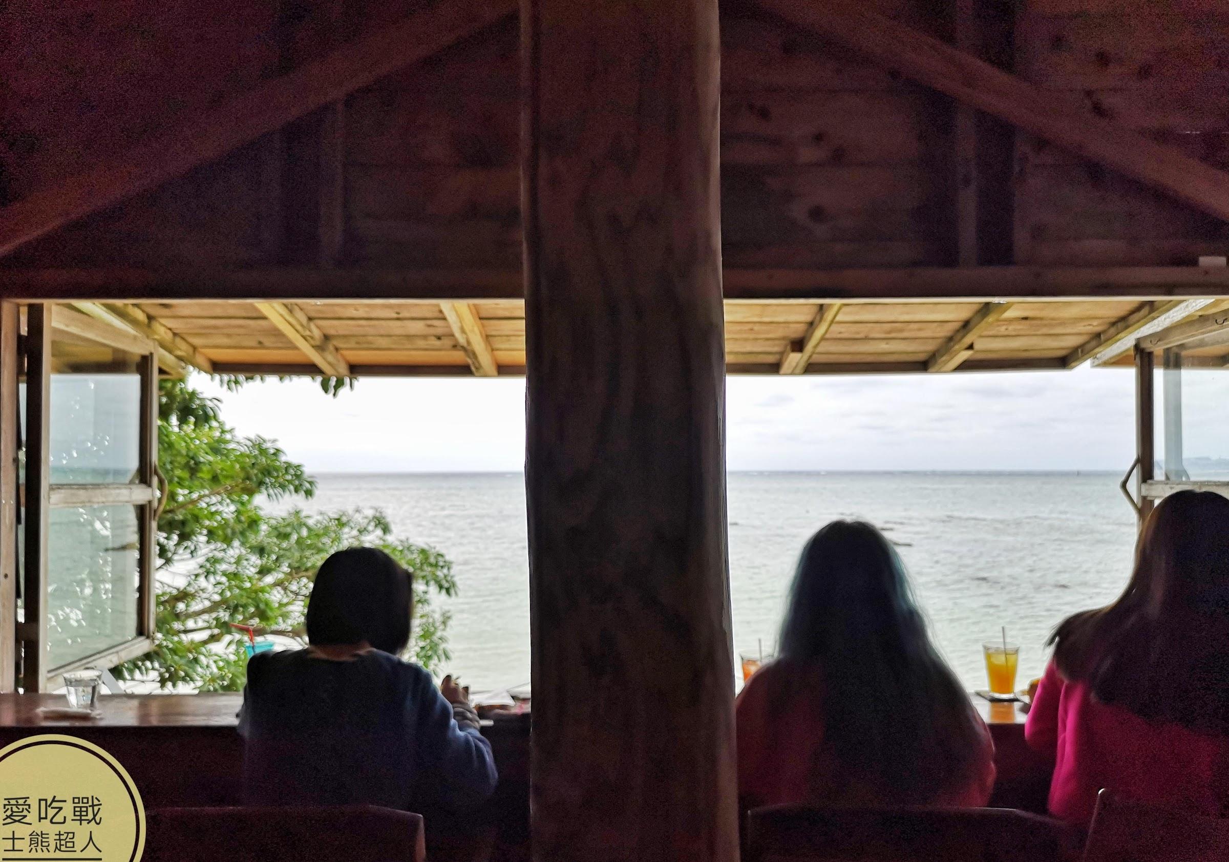 。沖繩 南城。濱邊的茶屋(浜辺の茶屋):傍著海浪的人氣海景茶屋+潮汐時間表