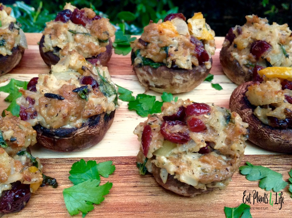 Oh, Snap! Mushroom Poppers & Boom Bangin' Cashew Queso 3