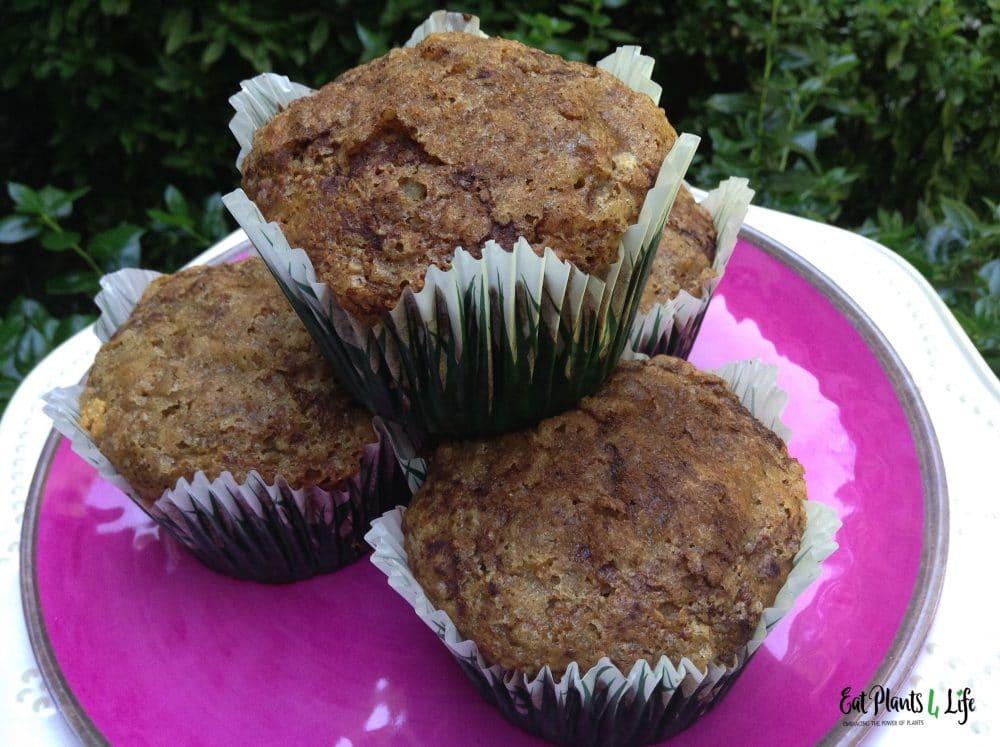 National Banana Bread Day | Eat Plants 4 Life with Nicole-K