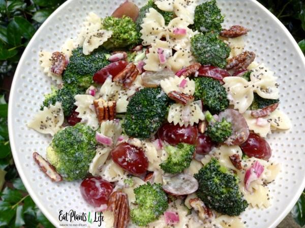 Broccoli Grape Salad5