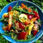 100 Days of Summer Garden Veggies