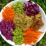 Entrees | Vegan Recipes - Buddha Bowl | Eat Plants 4 Life