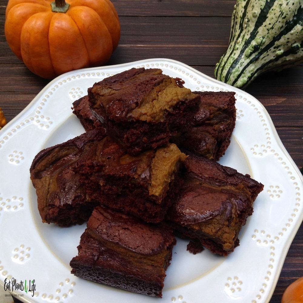 The 2017 Vegan Dessert Edition vegan brownies