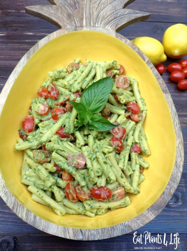 creamy avocado pesto 5 4
