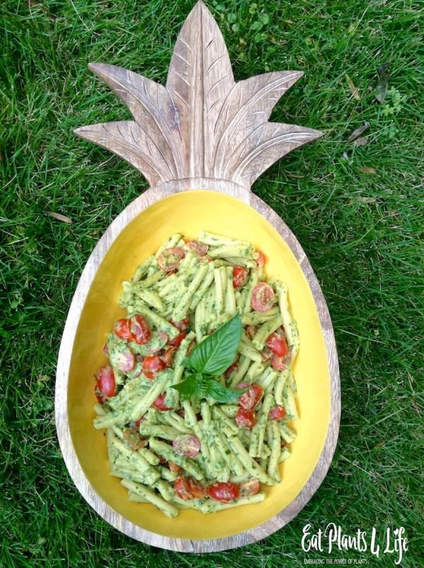 creamy avocado pesto 7