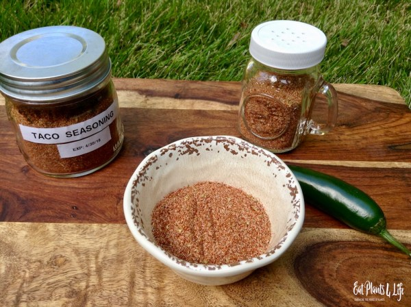 homemade taco seasoning 14