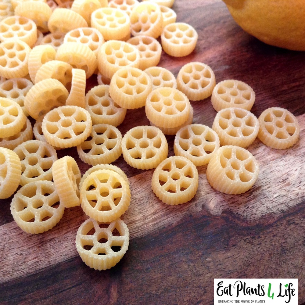 Wheels On The Bus Pasta