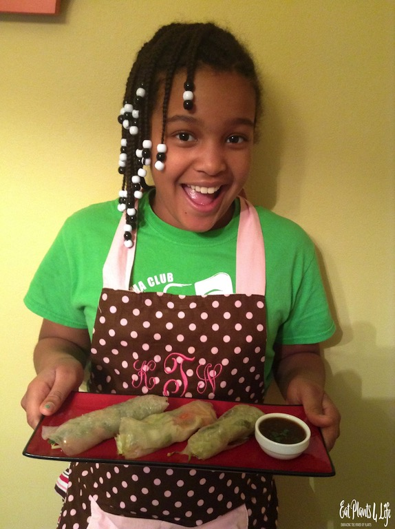Passing the Baton | Raising Your Child Vegan | Eat Plants 4 Life