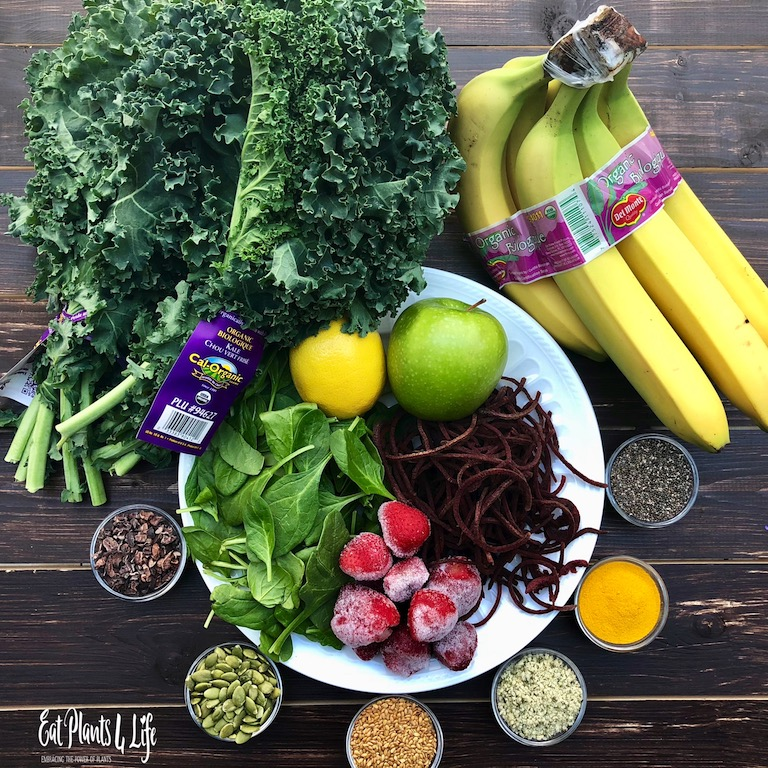 Lean In... with Nicole-Kimberly of Eat Plants 4 Life   Vegan Life