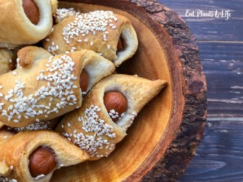 Vegan Quick Meals: Pigs In A Blanket
