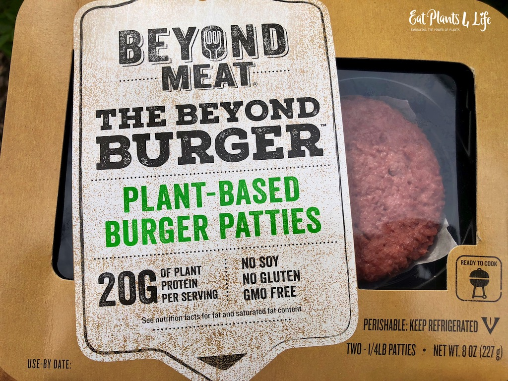 the beyond burger