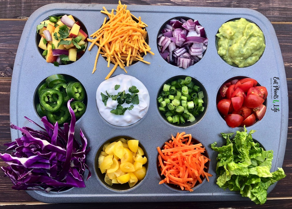 Vegan Tacos Recipe: Vegan Taco Tuesday with Eat Plants 4 Life 3