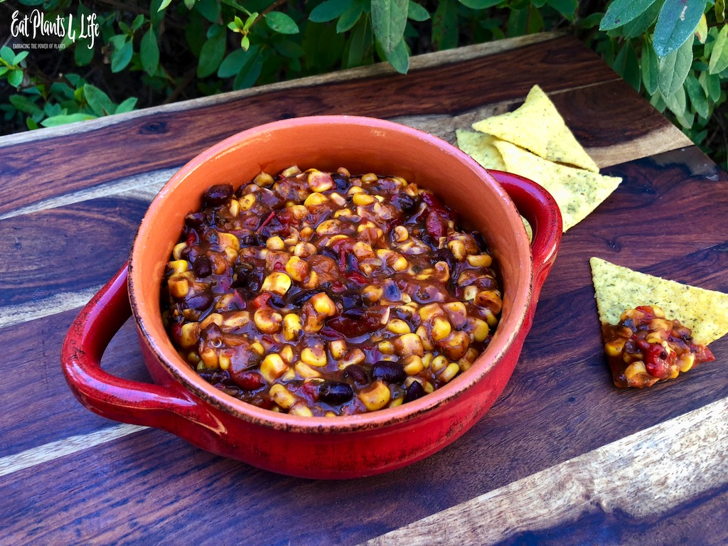 Yee-Haw!! Cowboy Caviar   Eat Plants 4 Life Vegan Recipes 4