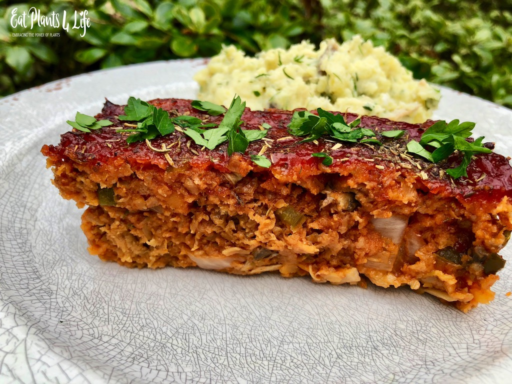 The Beyond Burger & Vegan Meatloaf Recipes | Eat Plants 4 Life 3
